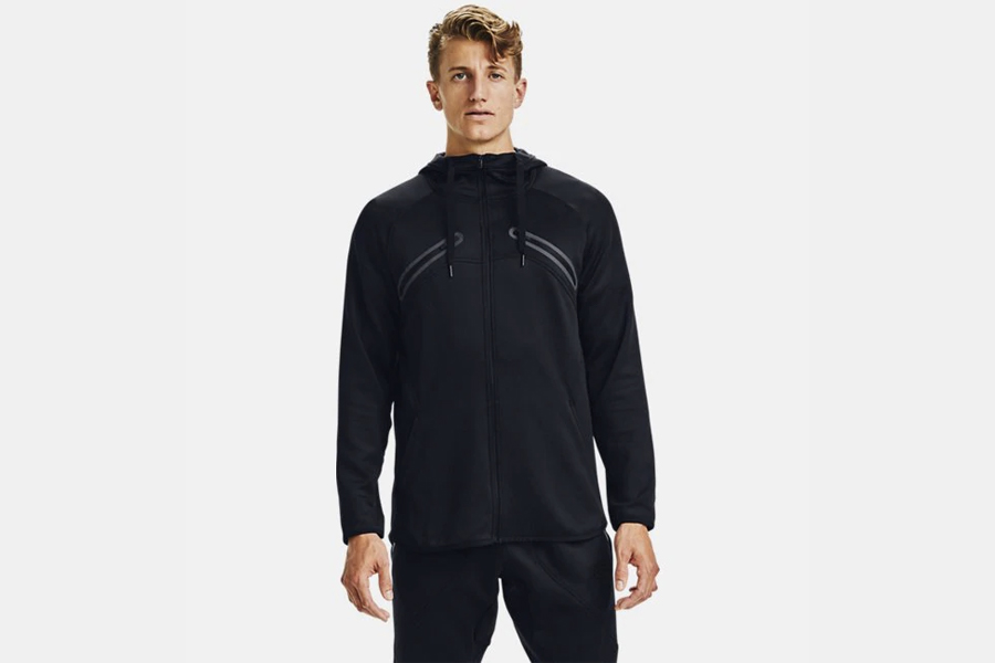 UA Men's Curry Stealth Jacket