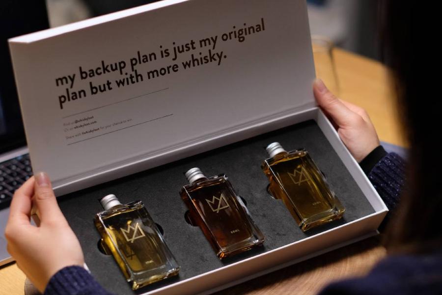 Получите скидку 20% на самые популярные магазины Whisky Loot в эти длинные выходные!  |  Человек многих