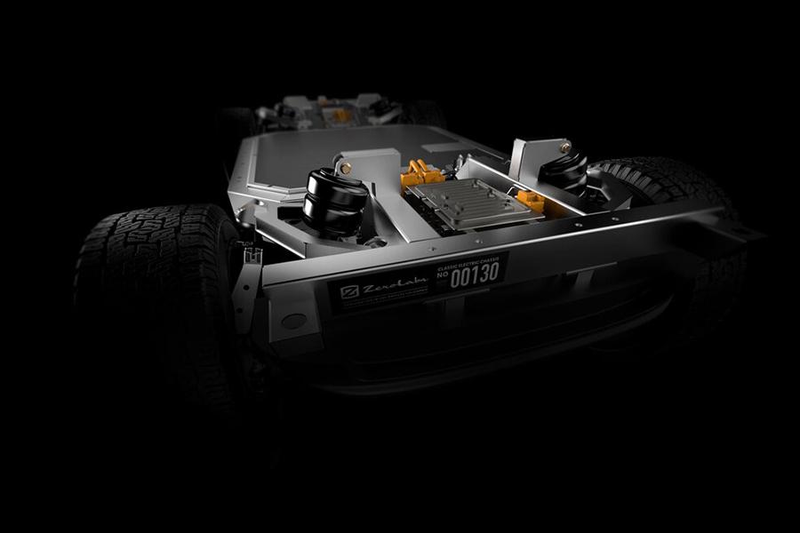 Zero Labs Classic Vehicle Electric Car platform