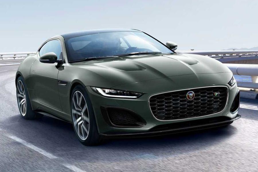 Jaguar отмечает 60-летие E-Type безумно редким V8 Heritage Edition |  Человек многих