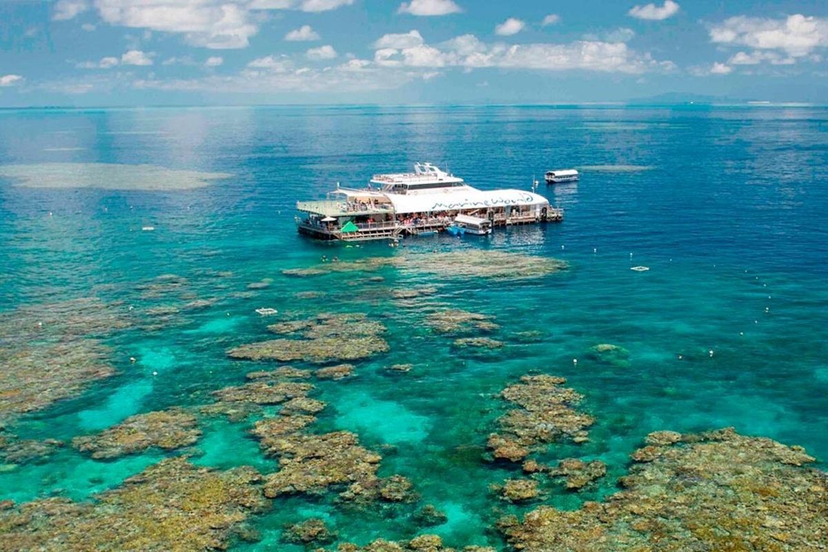 1 Cairns - Top Australian Travel Destinations 2021