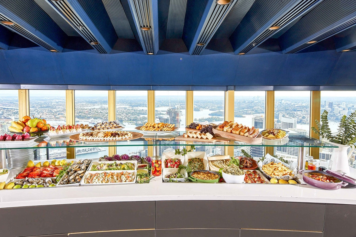 Best All You Can Eat Restaurants in Sydney Sydney Tower Buffet