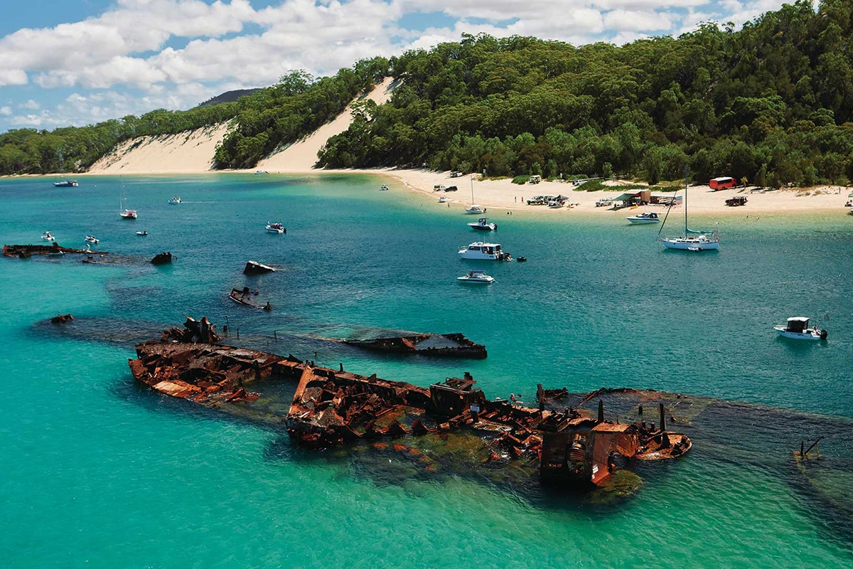Best Beaches Near Brisbane Bulwer Beach