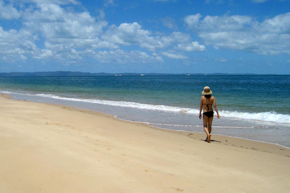 Best Beaches Near Brisbane Red Beach