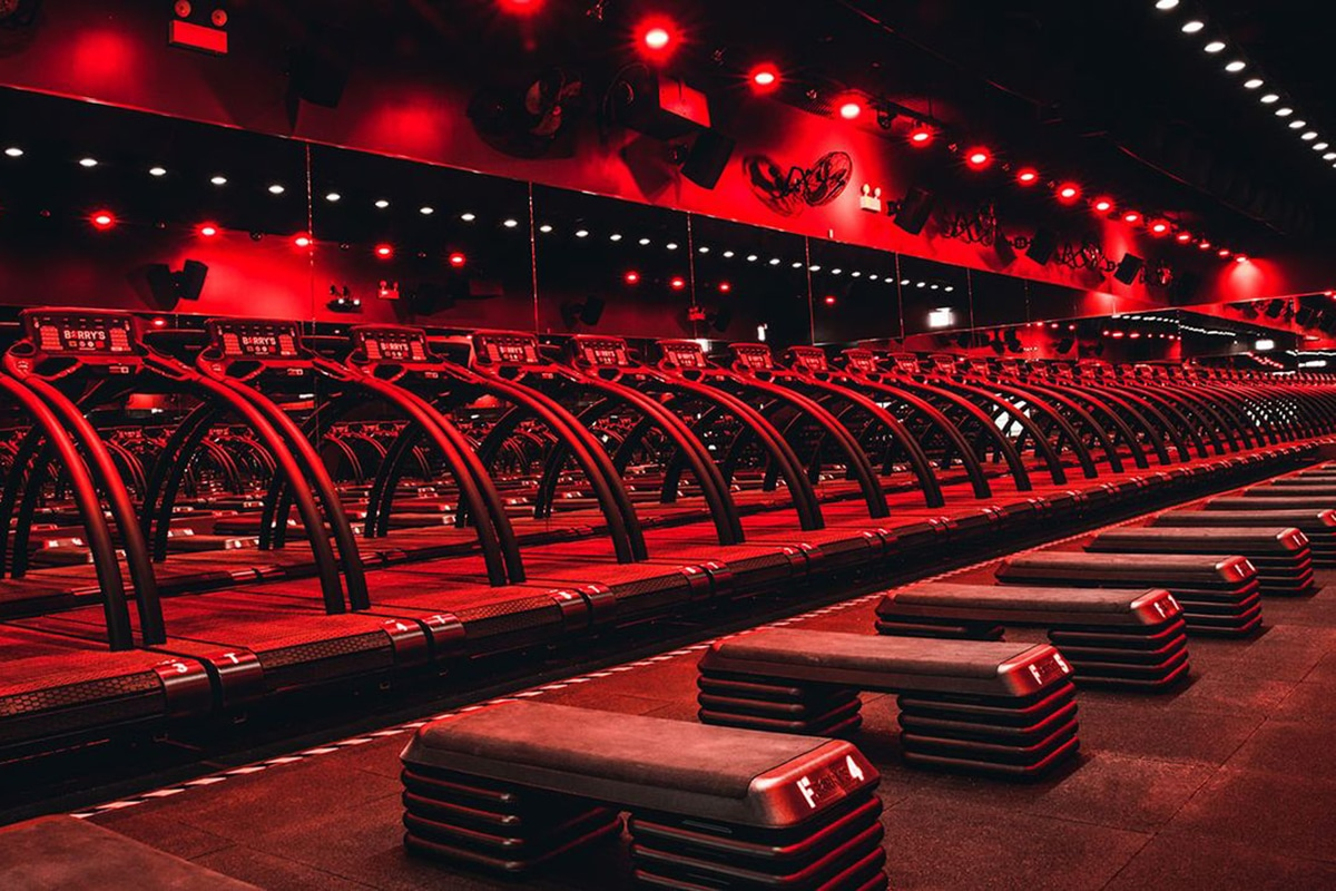 Best HIIT Gyms in Sydney Barry's Bootcamp