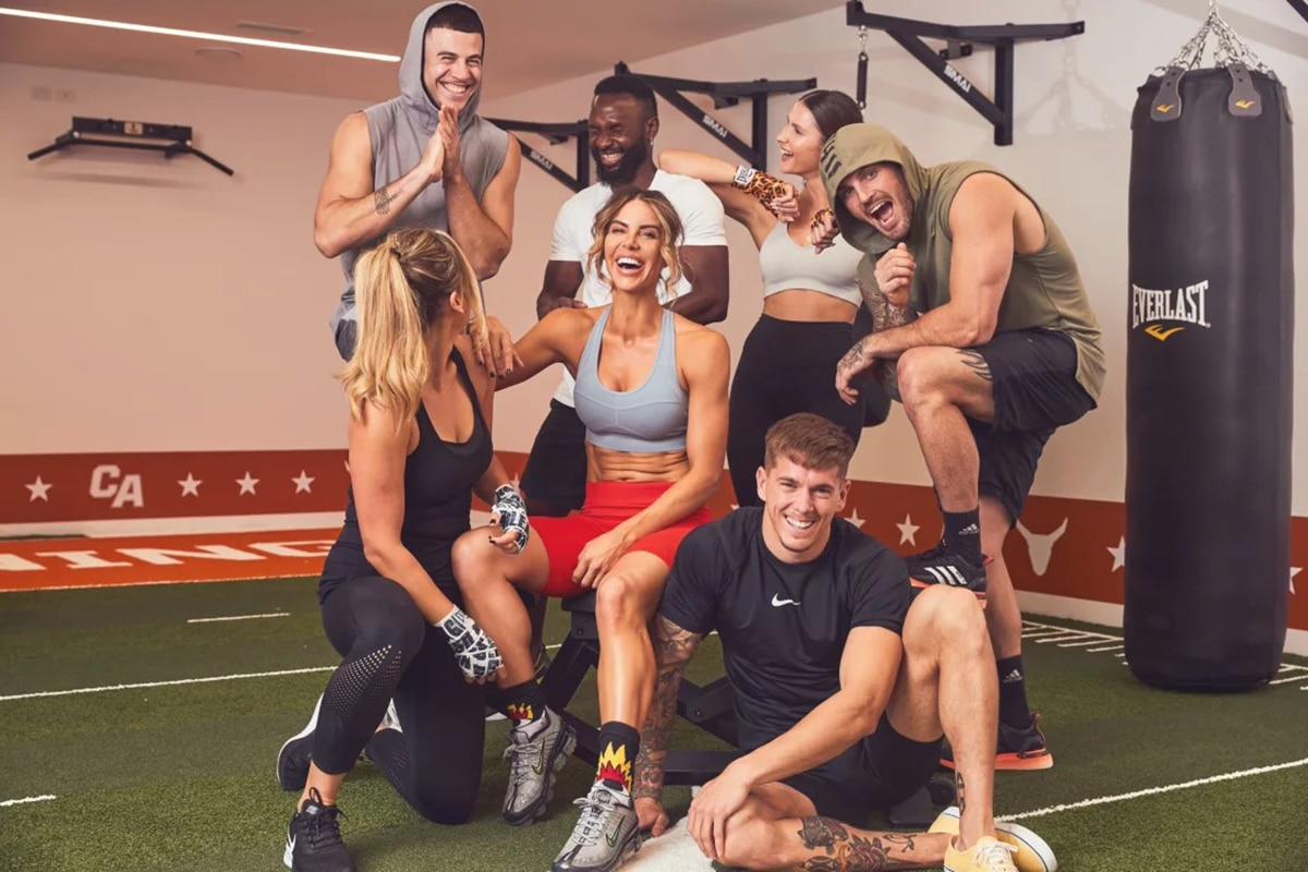 Best HIIT Gyms in Sydney Combine Air Training Rozelle