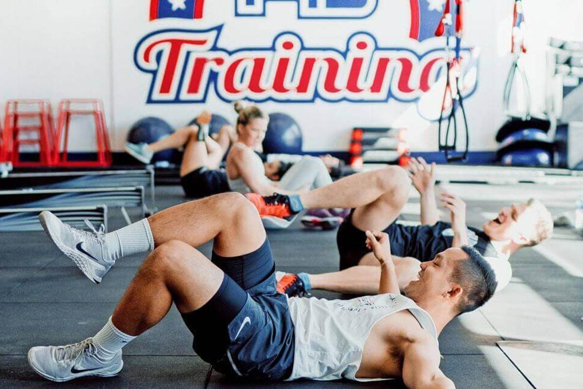Best HIIT Gyms in Sydney F45 Training Sydney