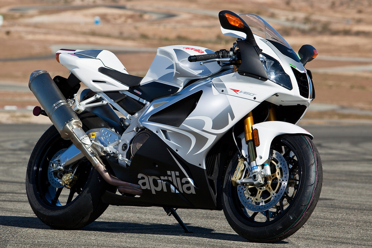 Fastest Motorcycles in the World You Can Actually Buy Aprilia RSV 1000R Mille