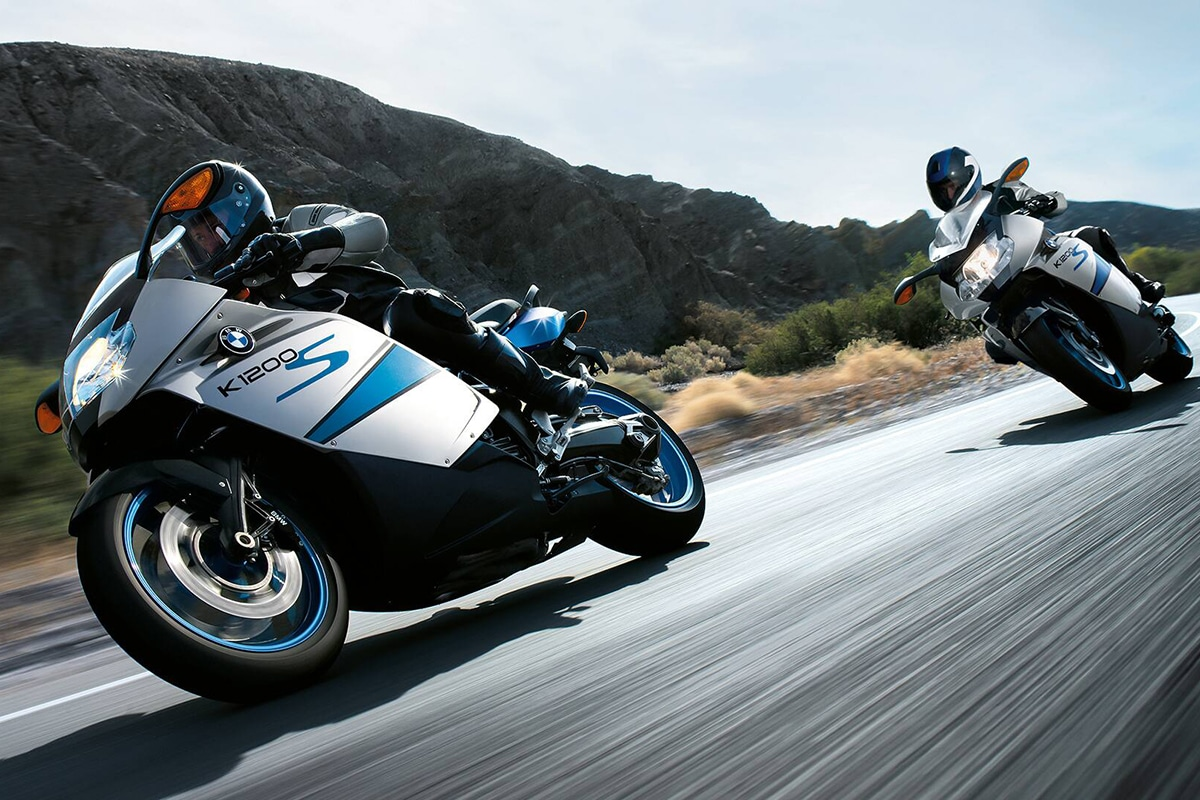 Fastest Motorcycles in the World You Can Actually Buy BMW K1200S
