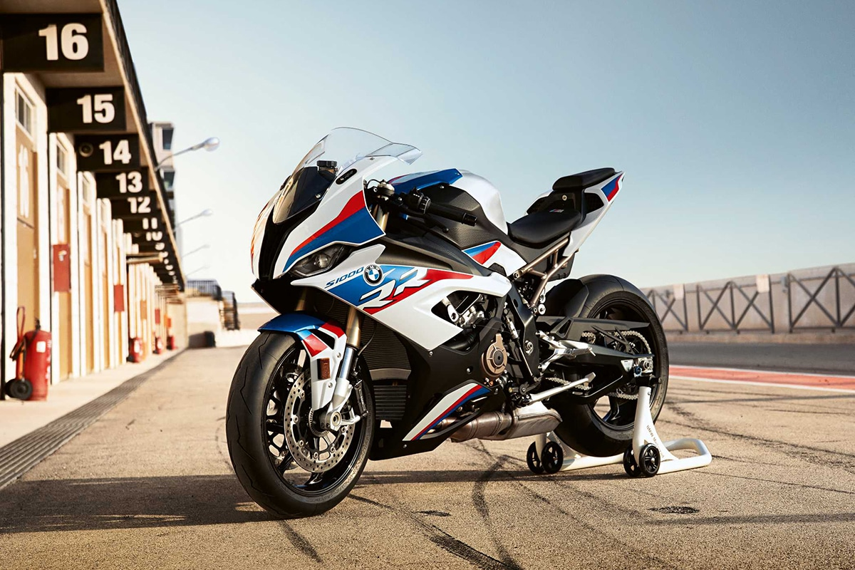 Fastest Motorcycles in the World You Can Actually Buy BMW S1000RR