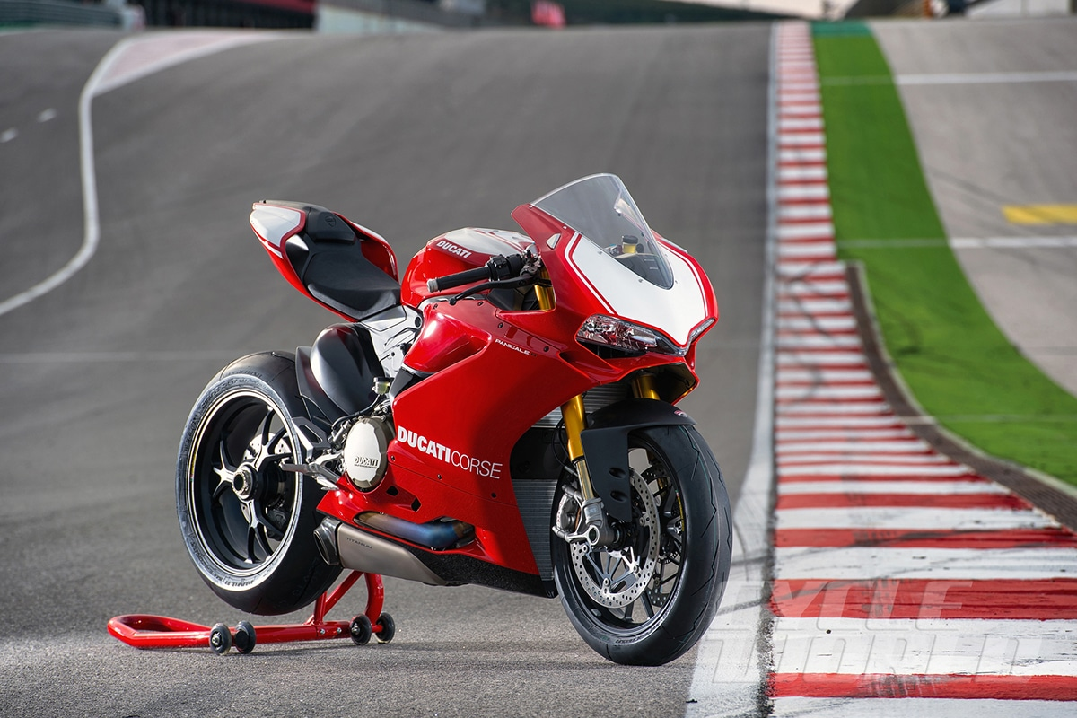 Fastest Motorcycles in the World You Can Actually Buy Ducati 1199 Panigale R