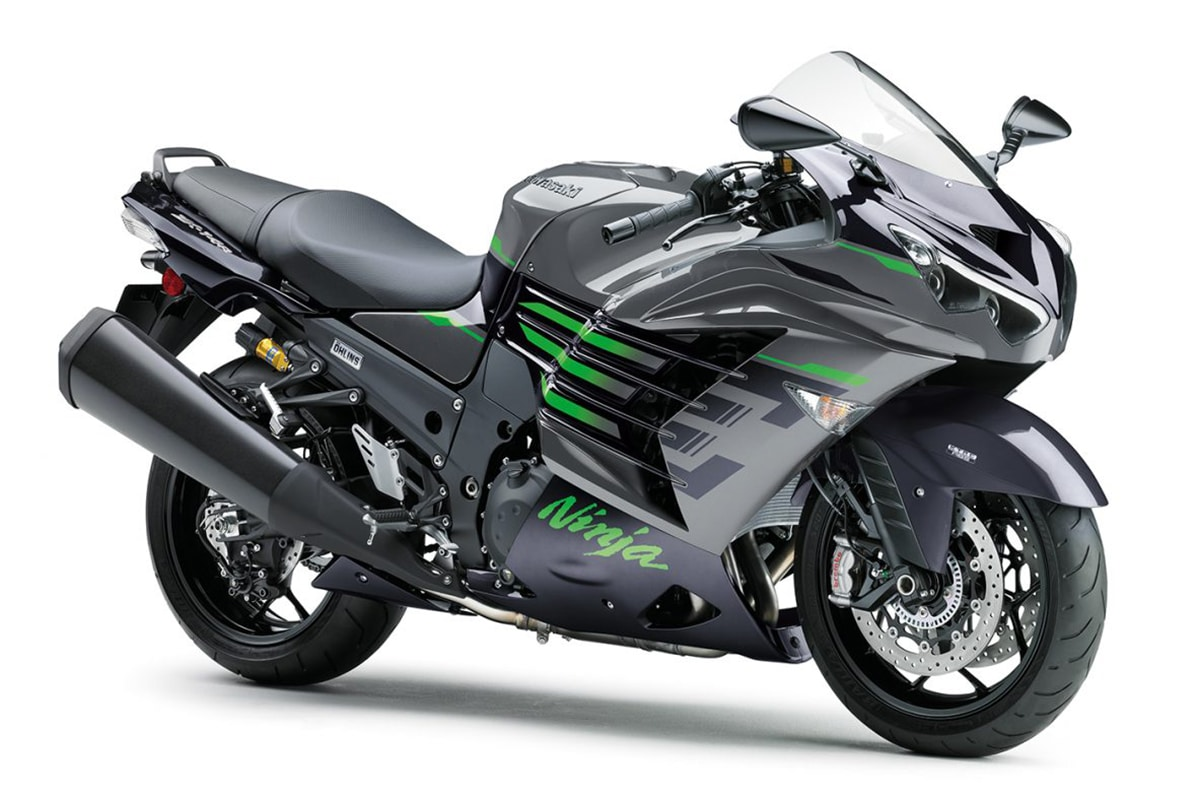 Fastest Motorcycles in the World You Can Actually Buy Kawasaki Ninja ZX-14R