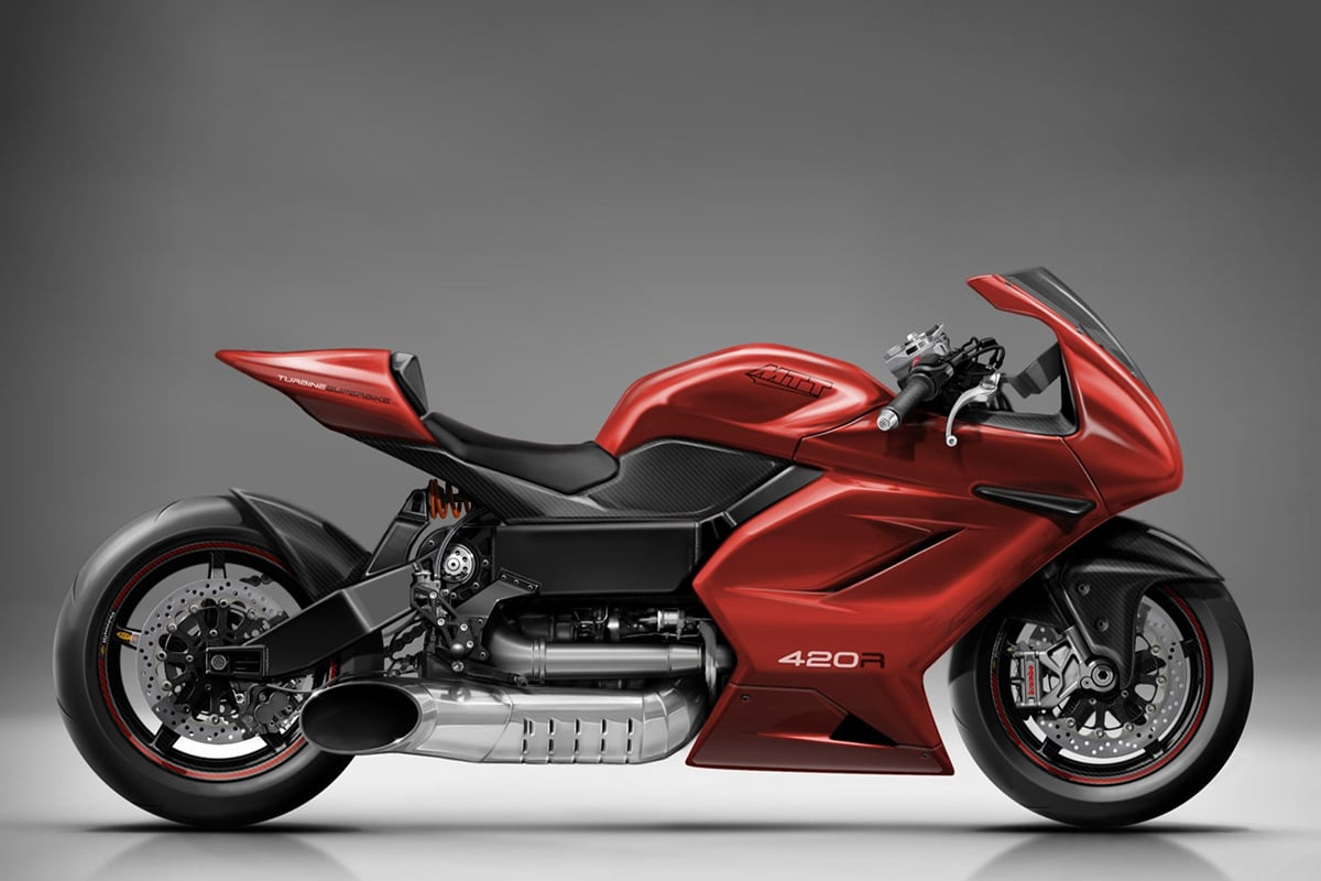 Fastest Motorcycles in the World You Can Actually Buy MTT Turbine Superbike Y2K