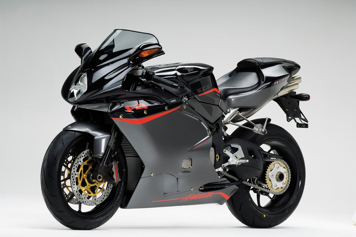Fastest Motorcycles in the World You Can Actually Buy MV Agusta F4 R 312
