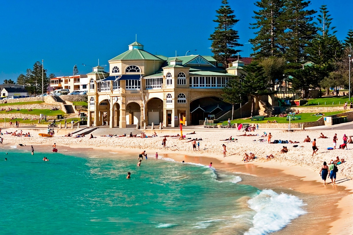 Best Perth Beaches to Visit this Summer Cottesloe Beach