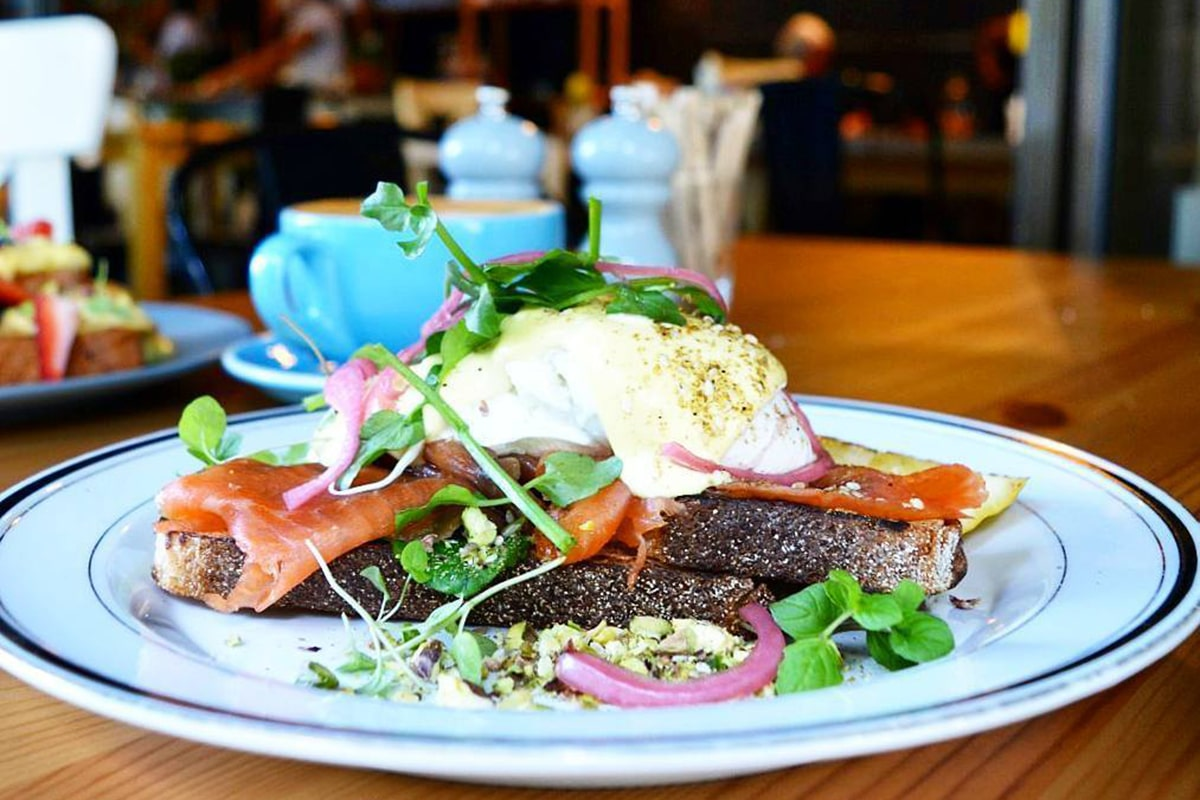 Best Parramatta Cafes for Brunch and Lunch Paper Plane Cafe