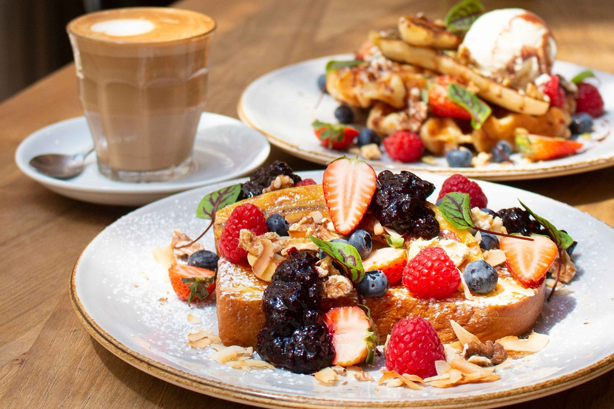 Best Parramatta Cafes for Brunch and Lunch The Coffee Emporium Restaurant & Bar