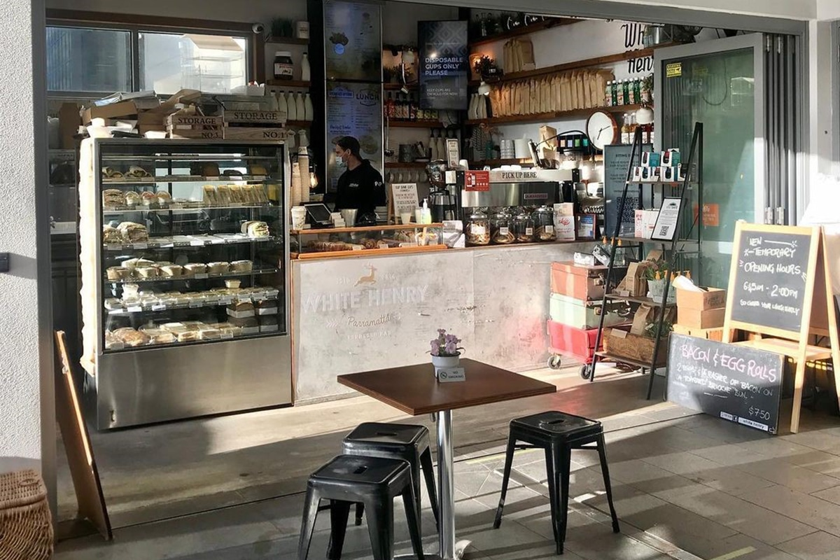 Best Parramatta Cafes for Brunch and Lunch White Henry Espresso Bar & Catering