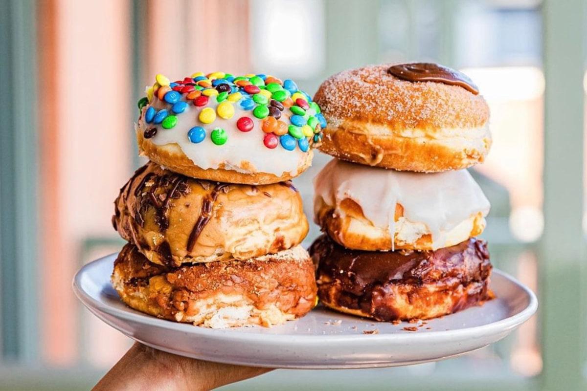 Spots for the Best Dessert in Brisbane Doughnut Time