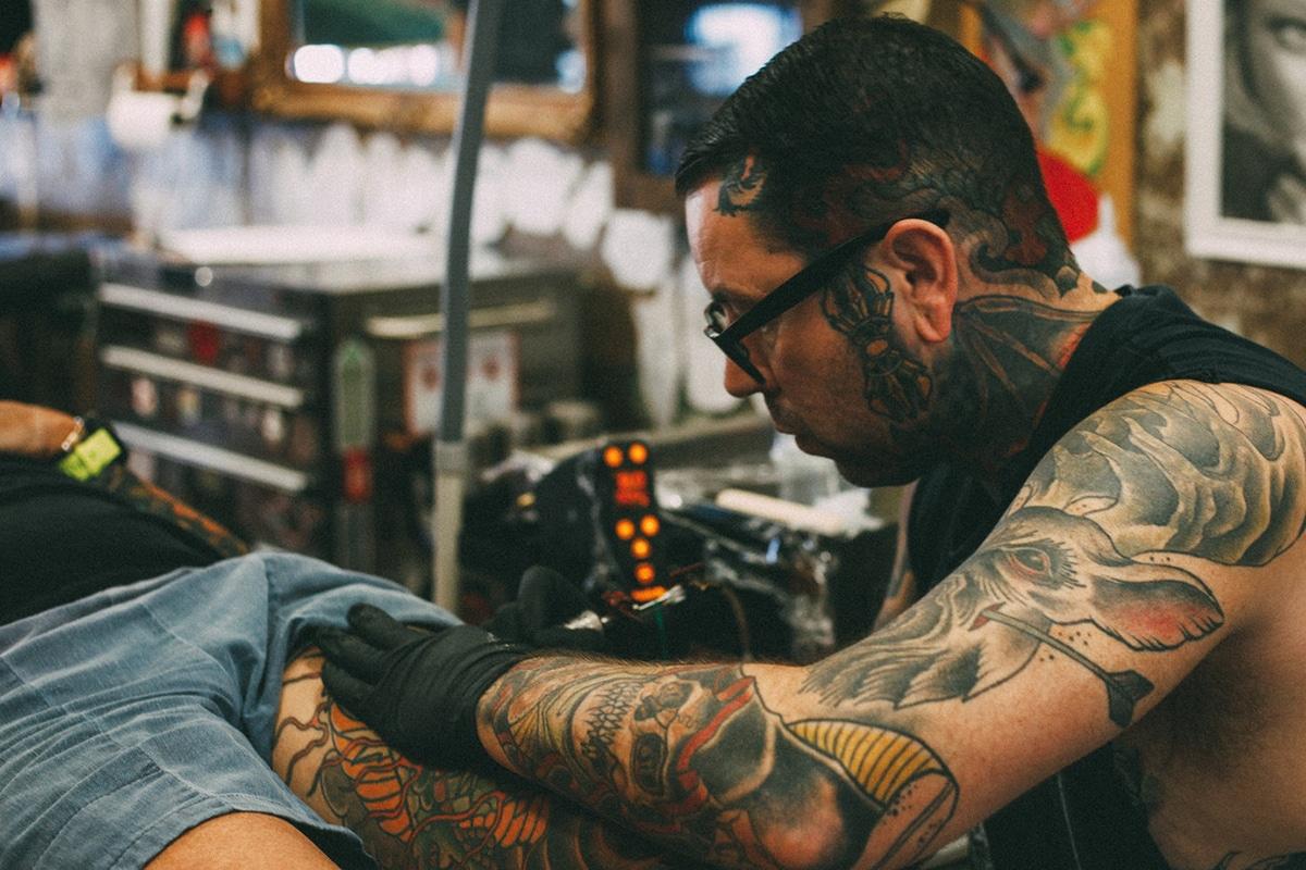 Best Tattoo Shops in Brisbane Shinko Tattoo