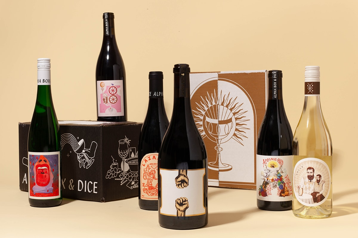 Best Wine Clubs and Subscriptions in Australia Alpha Box