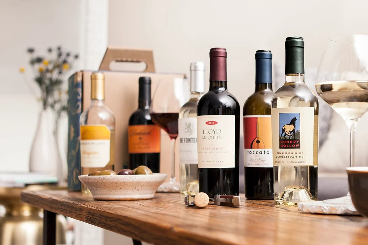 16 лучших винных клубов и абонементов в Австралии |  Человек многих