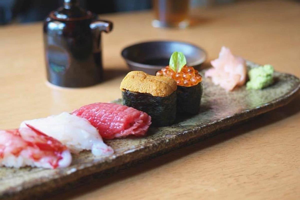 Best Sushi Restaurants in Melbourne Komeyui Japanese Restaurant