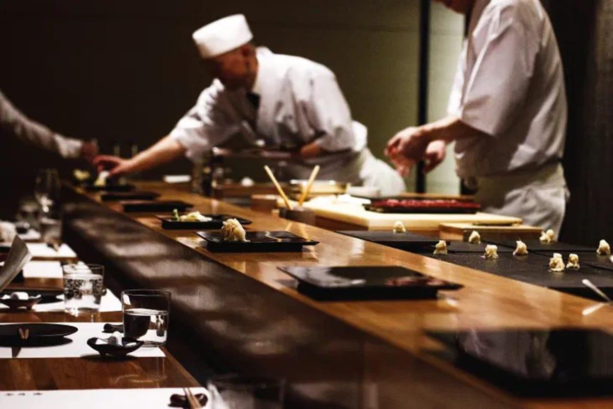 Best Sushi Restaurants in Melbourne Minamishima