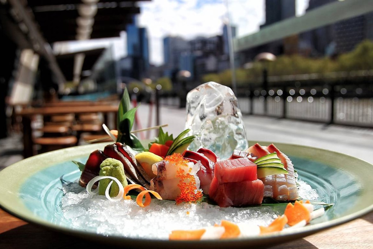 Best Sushi Restaurants in Melbourne Saké Restaurant and Bar