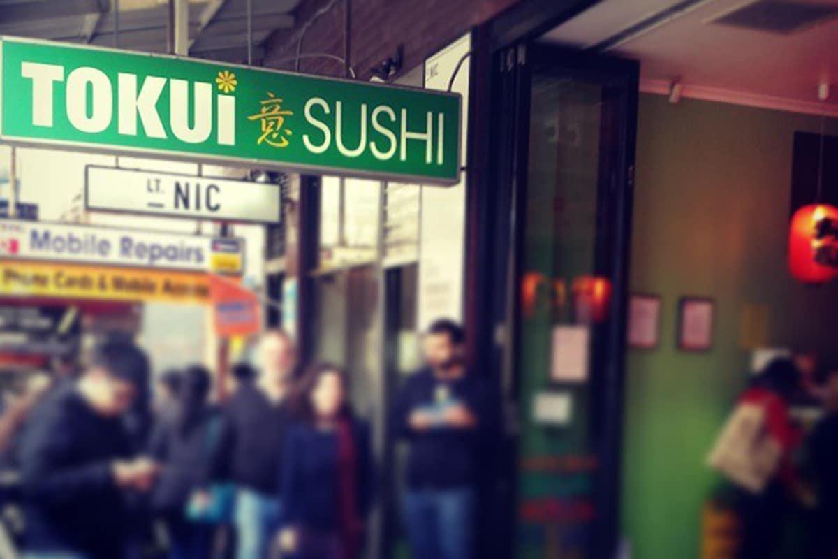Best Sushi Restaurants in Melbourne Tokui Sushi