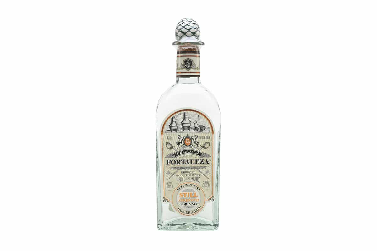 Best Tequilas for a Fun Filled Fiesta Fortaleza Still Strength Blanco