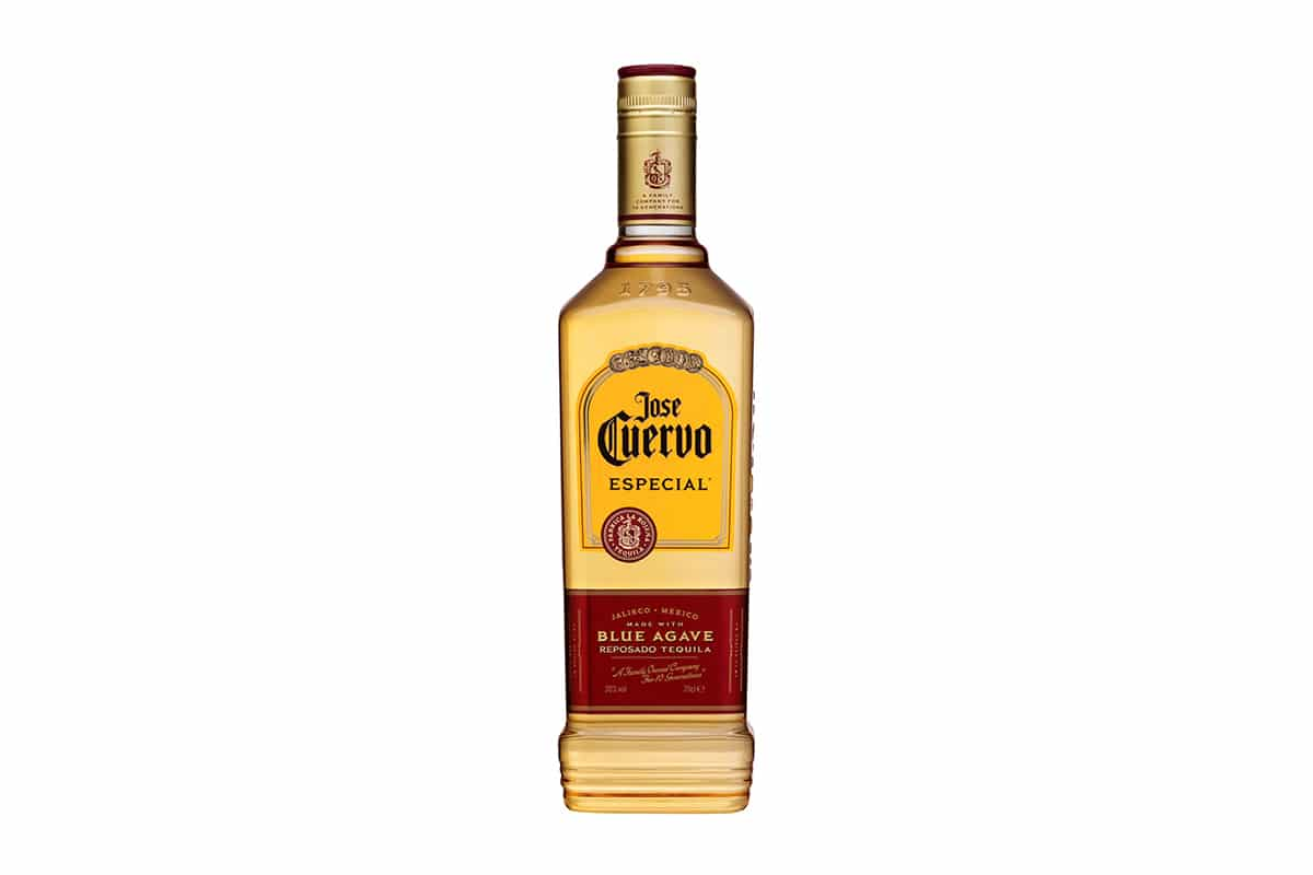 Best Tequilas for a Fun Filled Fiesta Jose Cuervo Especial Reposado