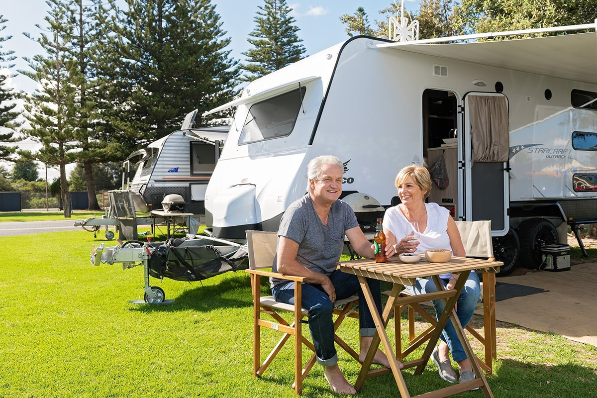 Best Glamping Spots Near Adelaide BIG4 West Beach Parks