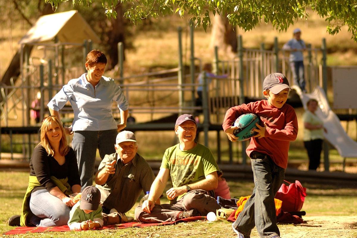 Best Glamping Spots Near Adelaide Belair National Park Holiday Park