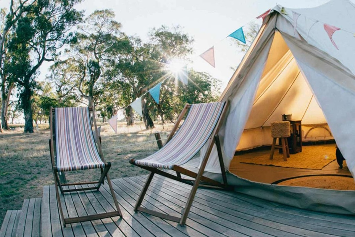 Best Glamping Spots Near Adelaide Bellwether Wines
