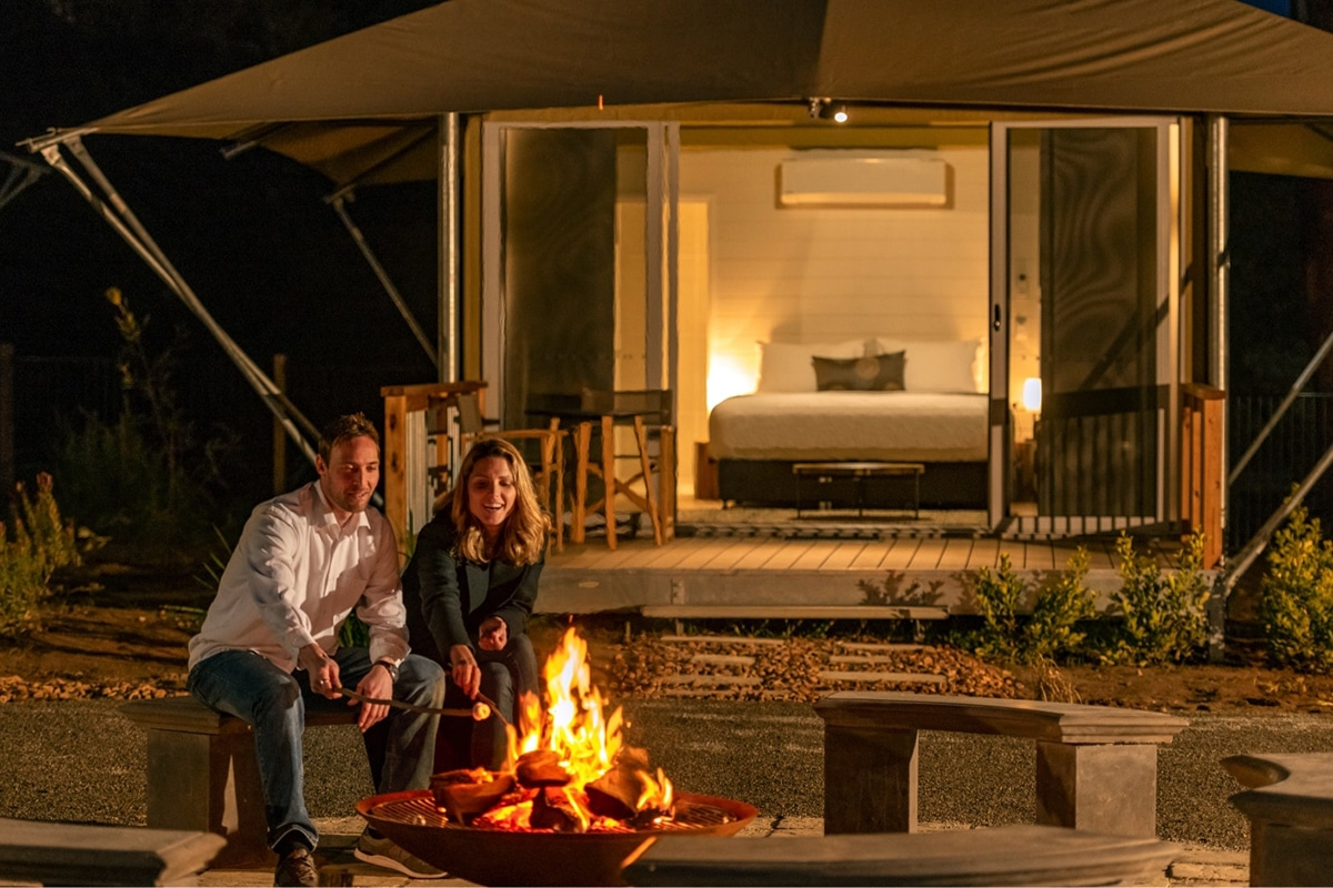 Best Glamping Spots Near Adelaide - Discovery Parks Barossa Valley