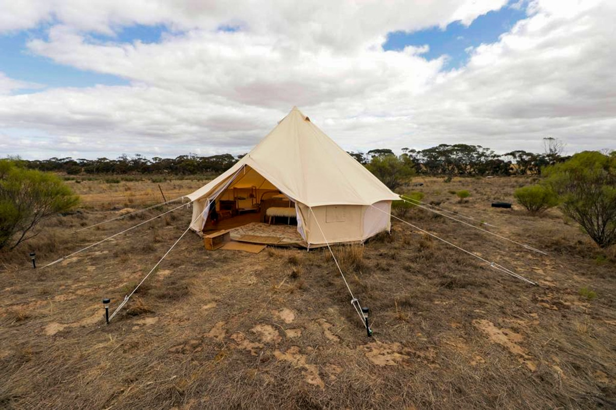 Best Glamping Spots Near Adelaide Starfields Luxury Camping