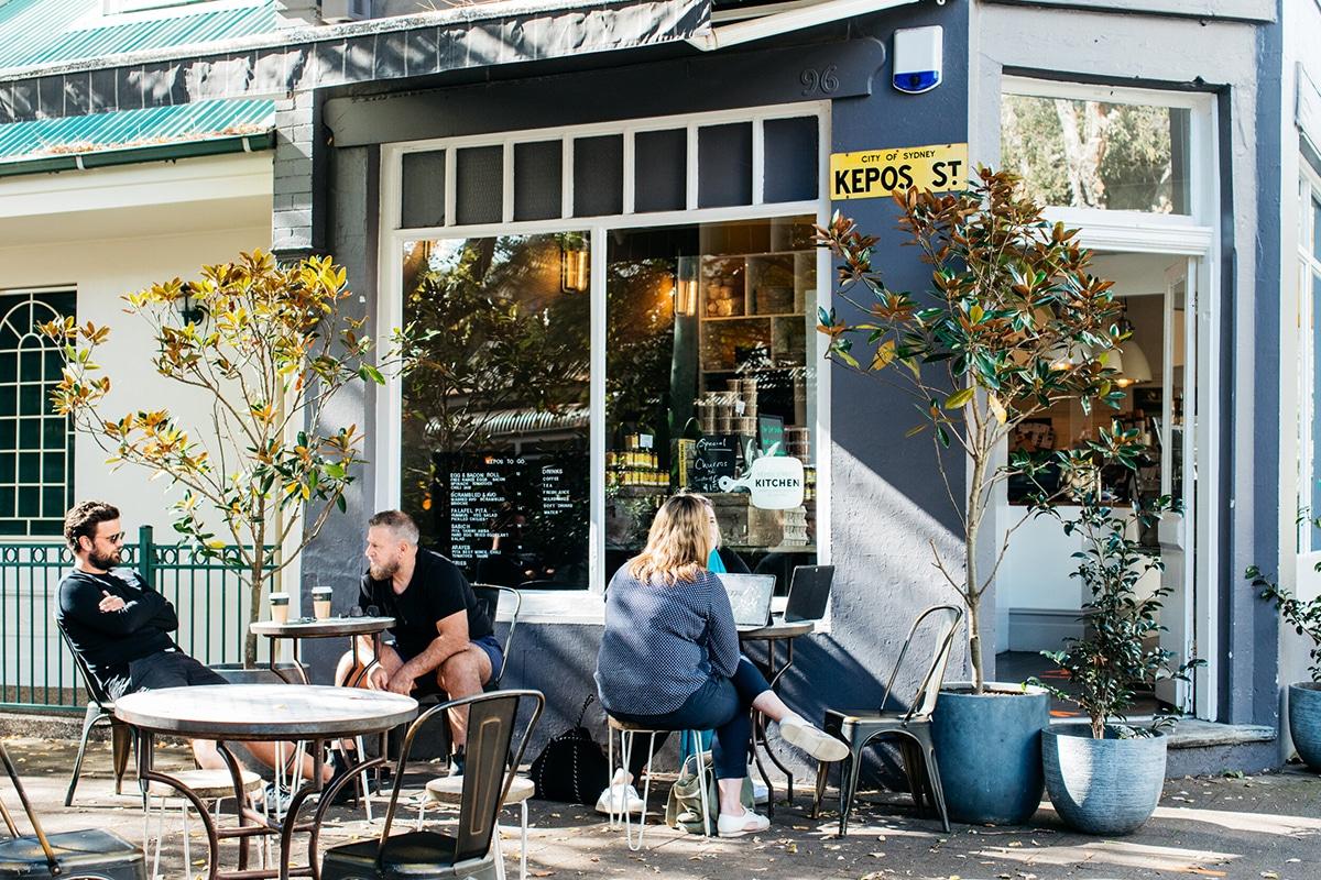 Best Healthy Restaurants in Sydney Kepos Street Kitchen