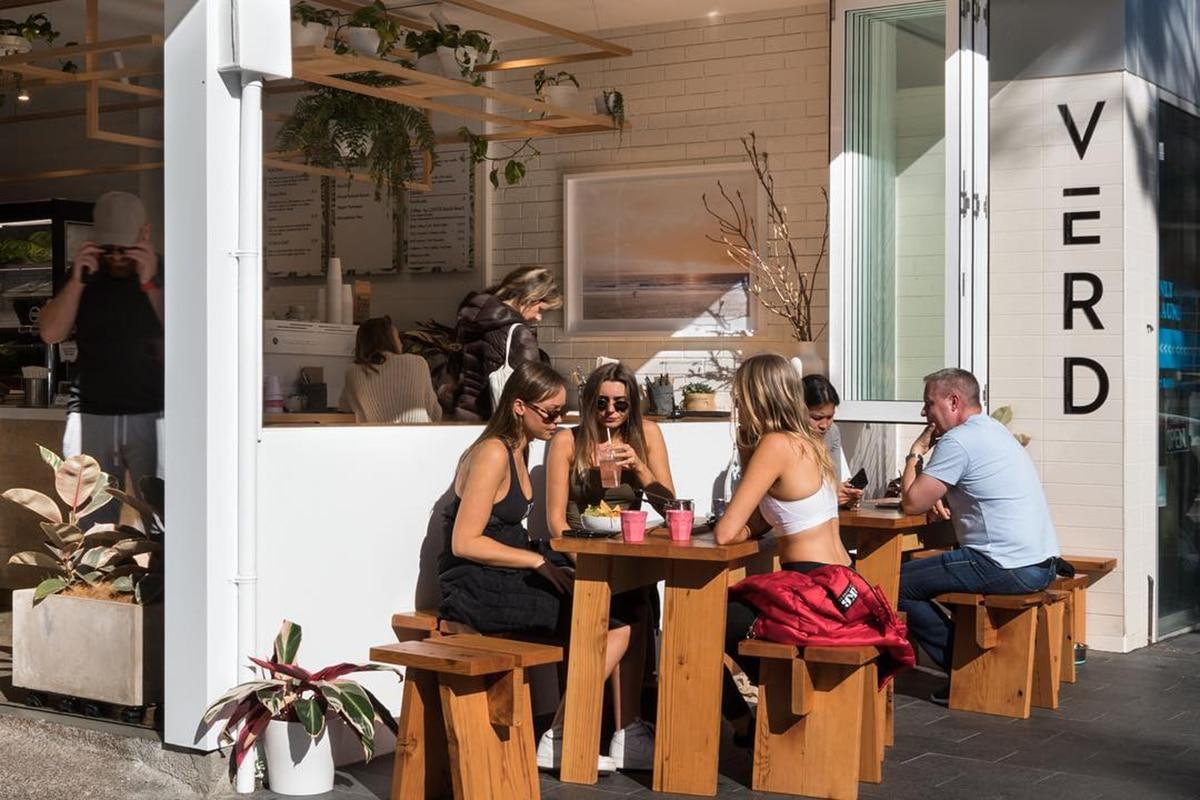 Best Healthy Restaurants in Sydney Verd