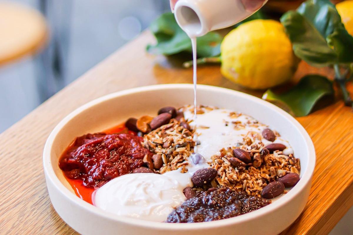 Best Healthy Restaurants in Sydney Warren & Holt Wholefoods Eatery
