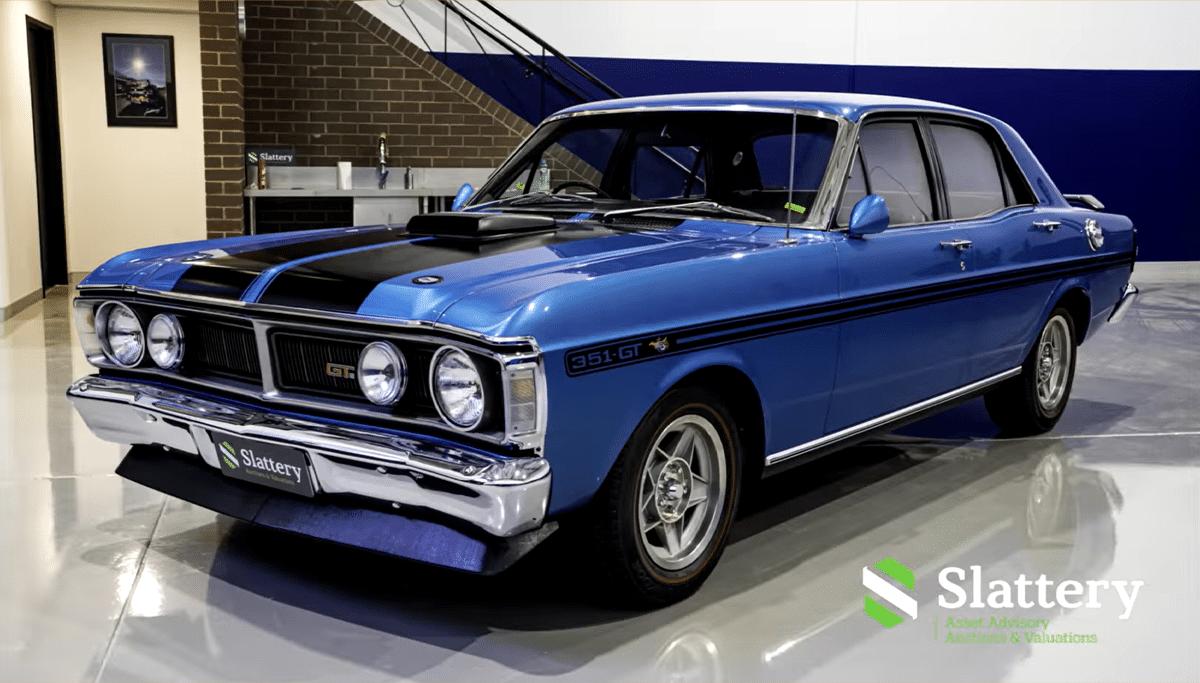 1971 ford xy falcon gt-ho phase iii 2