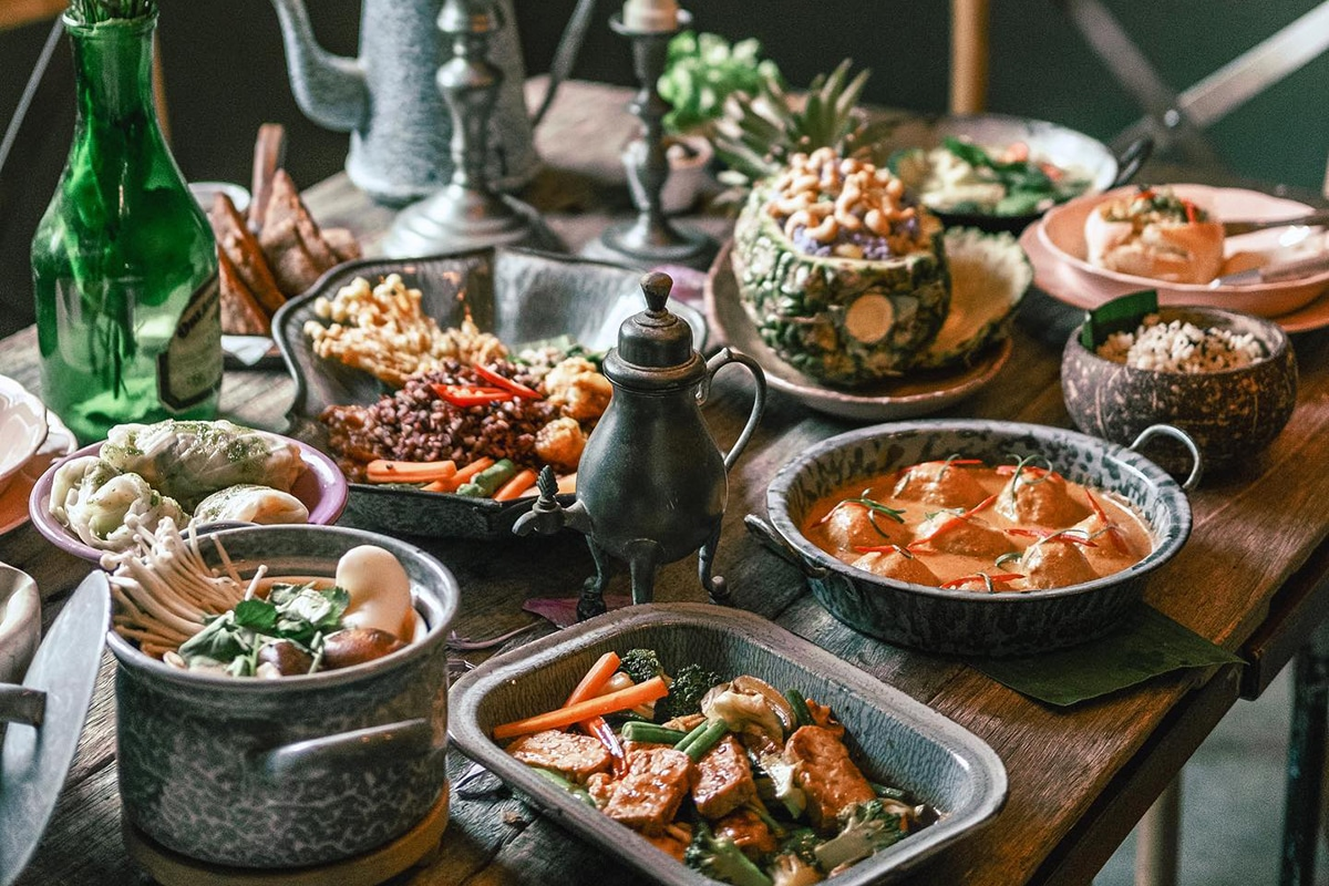 Best Vegan Restaurants in Sydney Little Turtle