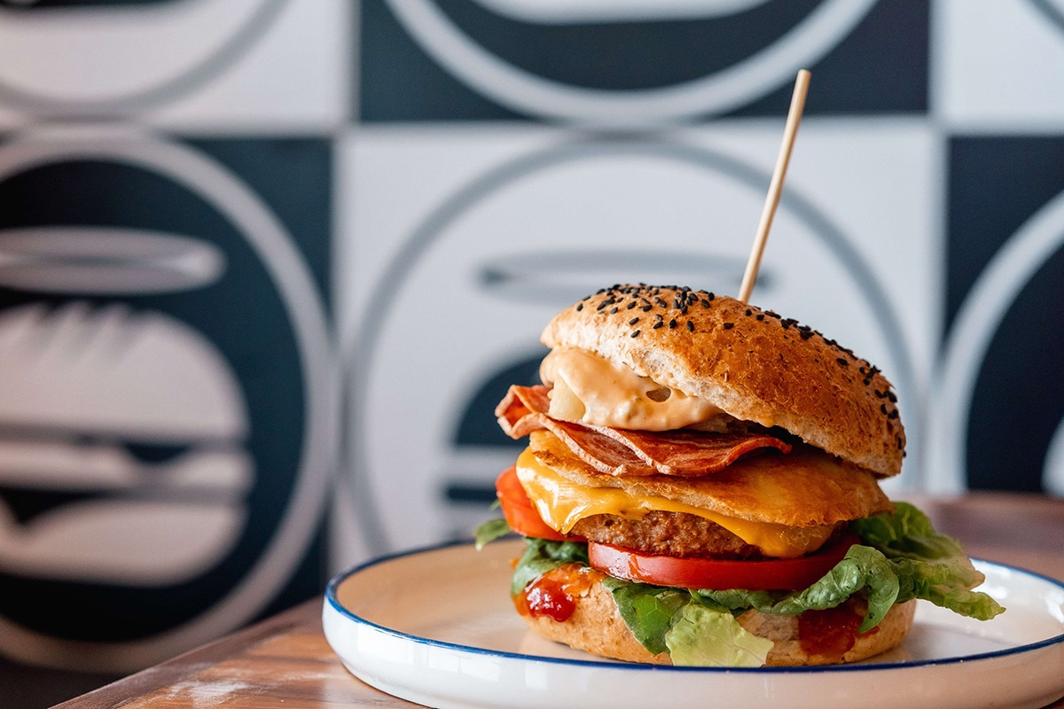 Best Vegan Restaurants in Sydney Soul Burger