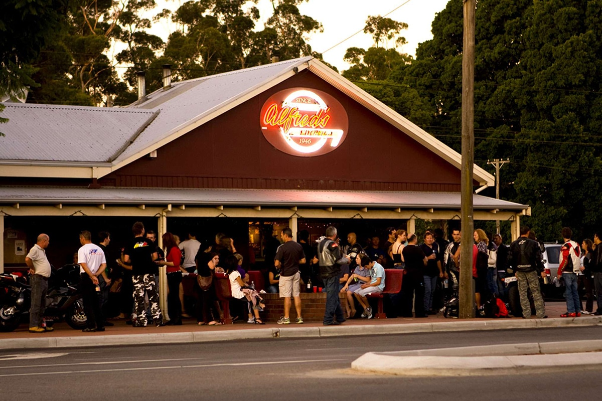 Spots for the Best Burgers in Perth Alfred's Kitchen
