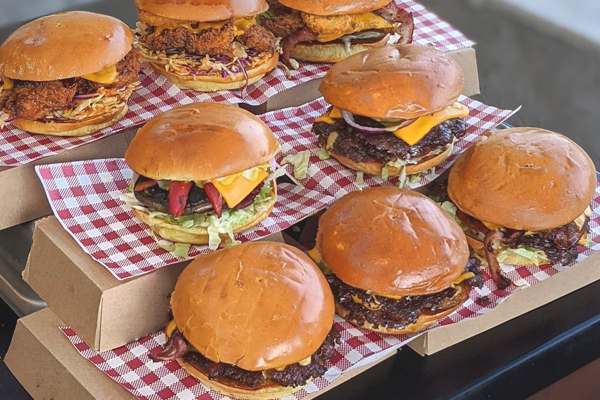 Spots for the Best Burgers in Perth Charlie's BBQ
