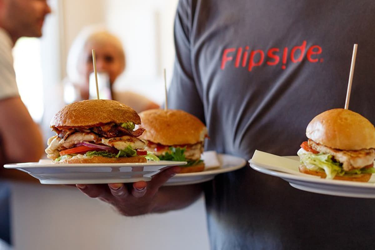 Spots for the Best Burgers in Perth Flipside Burgers
