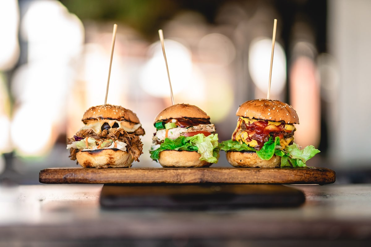 Spots for the Best Burgers in Perth JUS Burgers