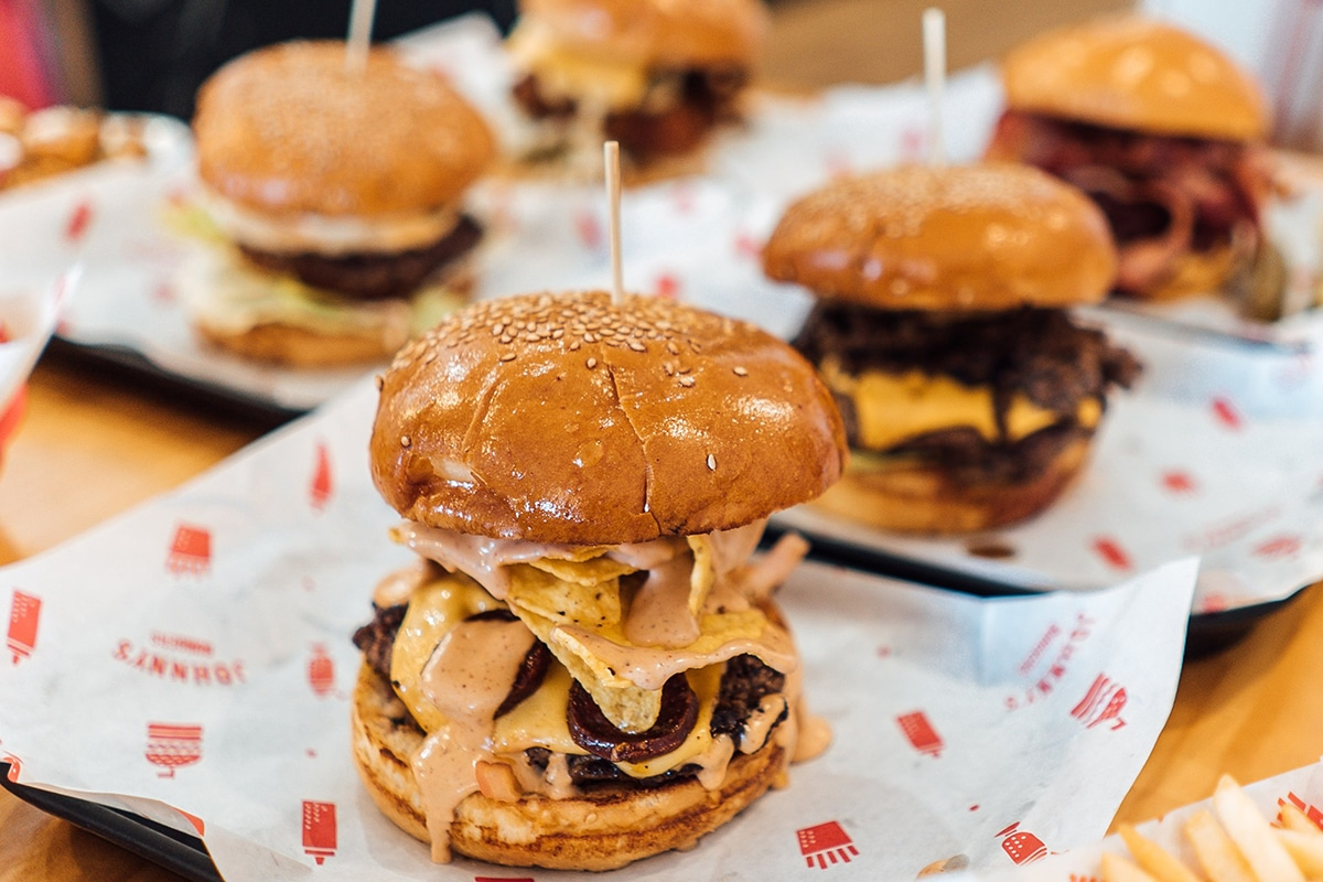 Spots for the Best Burgers in Perth Johnny's Burger Joint