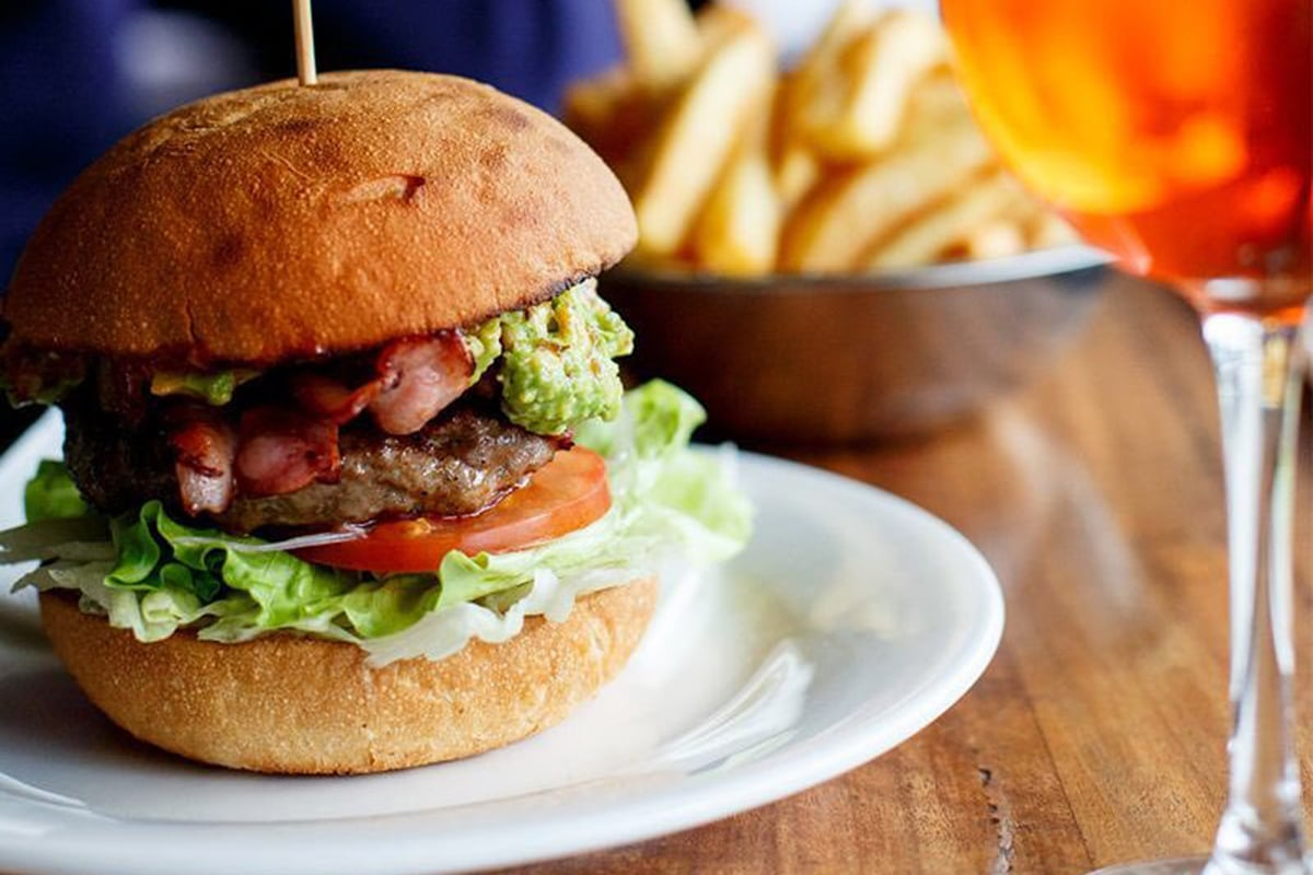 Spots for the Best Burgers in Perth Mrs. Brown
