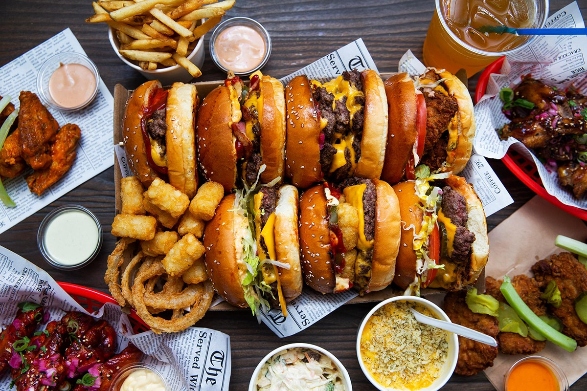 Spots for the Best Burgers in Perth RoyAl's Chicken & Burgers